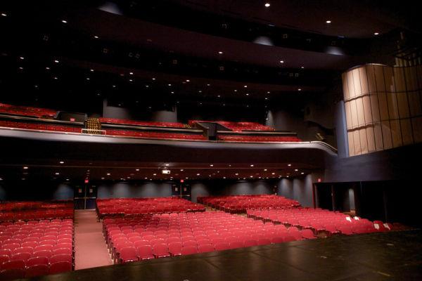McAllister Auditorium