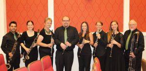 Prickly Pear Clarinet Ensemble