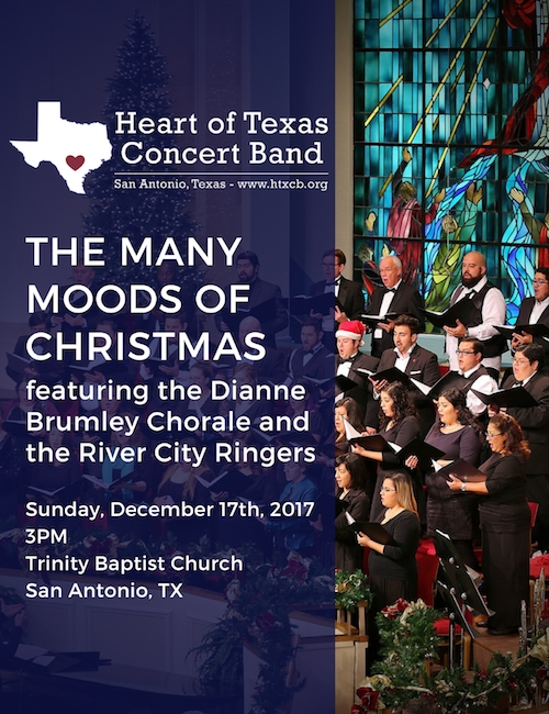 The Many Moods of Christmas - December 17, 2017