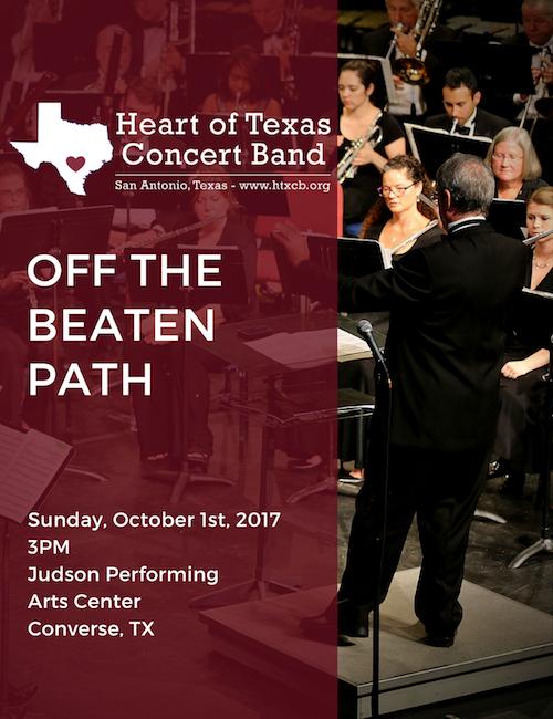 Off the Beaten Path - October 1, 2017